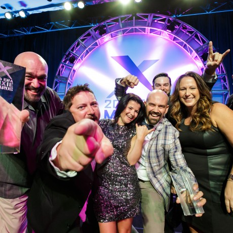 2014 Moxie Awards Gala