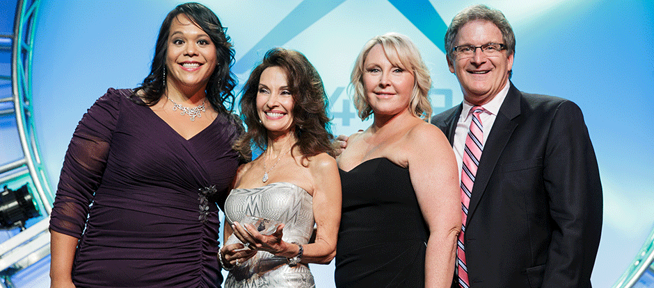 Susan Lucci was recognized as the 2014 DR Icon